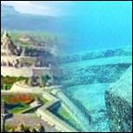 Японский геолог нашел новую Атлантиду.