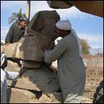 Путь от Нила до Аллеи сфинксов был обнаружен археологами.