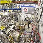 Физики смогли изучить атомы антивещества