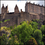 Самая загадочная и интерестная история возрождения замка: Замок Эдинбург