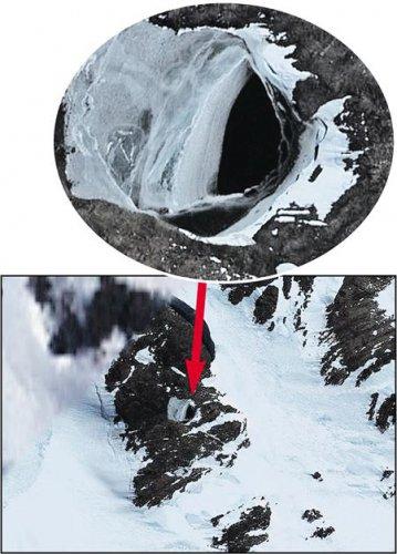 На Антарктиде был найдет вход в преисподню!