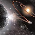 """Группа американских астрономов после внимательного изучения орбит всех комет, которые время от времени посещают Солнечную систему, пришли к выводу, что часть из них """"присылает"""" к нам отдаленная гигантская планета"""