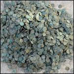 Во французском округе Отюн археологи раскопали остатки древних мастерских, а также клад из 100 тыс. бронзовых монет