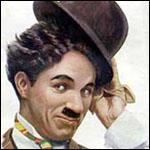 Чарли Чаплину удалось случайно снять путешественика во времени