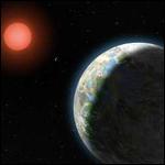 Планета, на которой так же может быть жизнь...