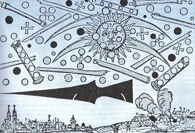 НЛО посещало нас и в древности