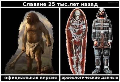 Славяне - это варвары и почти звери?