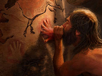 Израильские ученые обнаружили самого древнего человека