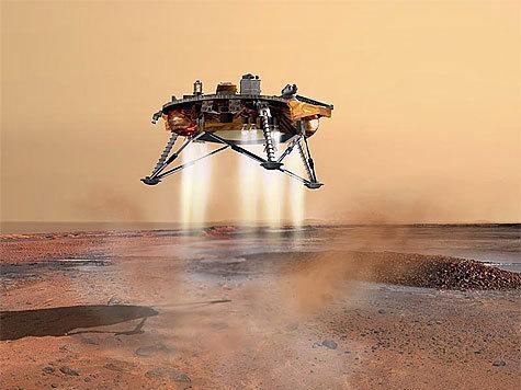 12 февраля совершиться полет на Марс
