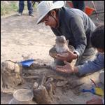 В Тамтоке было найденно 5 захоронений доиспанской эпохи