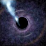 Сколько весит черная дыра?