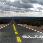Возможны ли дороги из фотоэлементов?