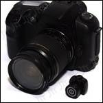 Самую крохотную фотокамеру сделали в Японии