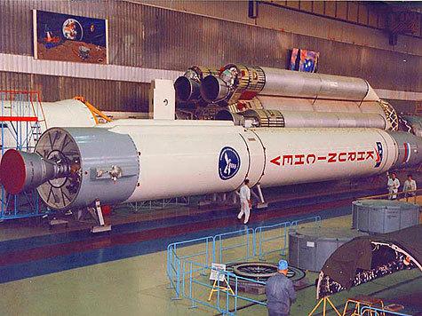 Концепт корабля для полета на Марс был представлен на днях
