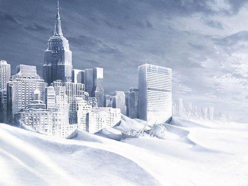 Климат Европы и США радикально изменится