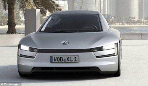 Был создан самый экономный в мире автомобиль