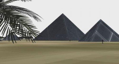В ОАЭ появятся пирамиды из фотоэлементов