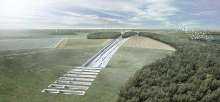 Дания построит тоннель который соединит страну с Германией