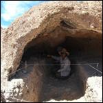Стоянки древних кочевников были обнаружены в Мексике