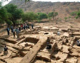 Древнии храмы трех культур были обнаруженны в Перу