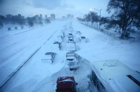 Из-за аномальных морозов в Мексике погибают люди