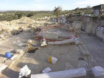 Была обнаруженна могила библейского пророка