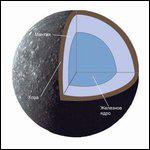 В недрах Луны содержится металлическое ядро!