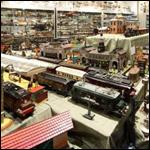 Самая дорогая модель железной дороги будет продана на аукционе Сотбис