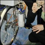 Проблему недостатка питьевой воды поможет решить..велосипед