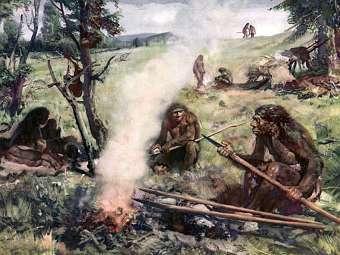 Уже у неандертальцев была мода