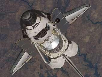 """Вероятность того, что шаттл """"Дискавери"""" стартует к МКС 24 февраля, оценивается специалистами в 80 процентов"""
