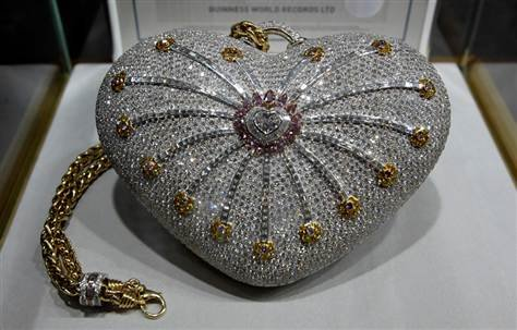 Самый дорогой в мире кошелек стоит почти 4 млн. долларов