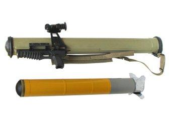 Российские войска получат в 2011 году на вооружение реактивные огнеметы