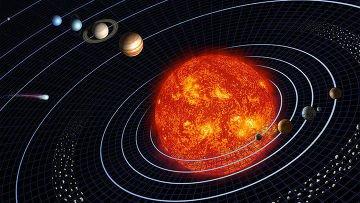 Рядом с Солнечной системой найдены объекты неизвестной природы, являющиеся источниками космических лучей