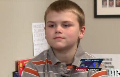 Мальчик общался со своей погибшей сестрой, о которой раньше даже не знал