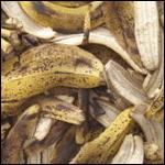 Шкурки от бананов очистят воду от тяжелых металлов