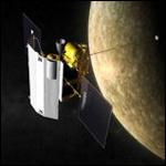 Аппарат Messenger вышел на орбиту Меркурия