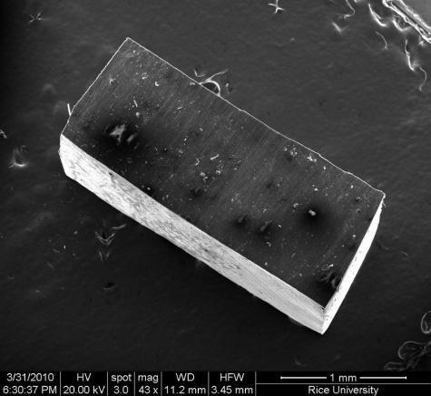 Ученые создали синтетический материал, который становиться только прочнее, от его использования