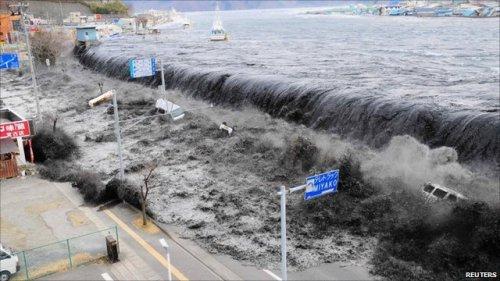 Новые землятресения уничтожат Японию?