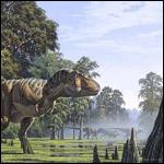 Ученые в Китае нашли останки динозавра, размер которого был сопоставим с размером Тираннозавра