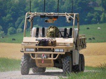 США занимается разработкой дистанционно-управляемых грузовиков