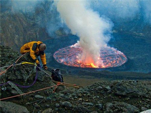 Самый опасный в мире вулкан (+ фото)