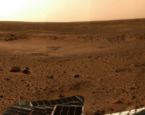 На Марсе был ядерный взрыв