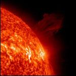 Уже вторая за 10 дней комета врезается в Солнце