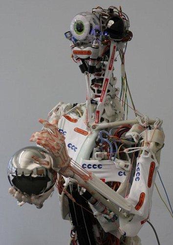 Был создан самый технологичный из человекоподобных роботов