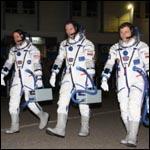 Космонавты с МКС вернулись на Землю