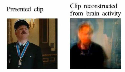 Нейробиологи воссоздали динамические зрительные образы, возникавшие в голове