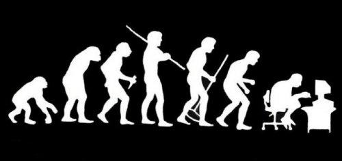 Эволюция не остановилась
