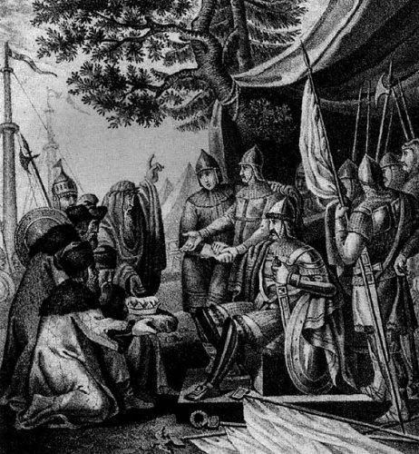 Вечный спор норманистов и антинорманистов