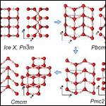 Физики установили, что водный лед переходит в металлическое состояние при большем давлении, чем считалось ранее